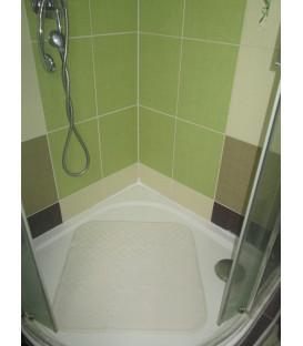 Protišmyková podložka do sprchy 56x56 cm