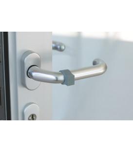 Tlmič nárazu na kľučku dverí (bal 3 ks)